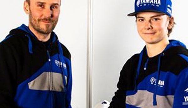 Kimi Patova jatkaa RAM Racing Yamahalla